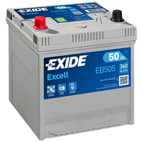 Exide Excell EB505 (50 А/ч)