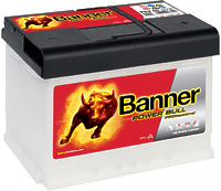 Аккумулятор Banner Power Bull PROfessional P63 40 (63 А/ч)