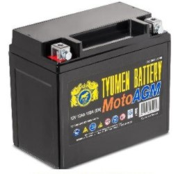 Аккумулятор Tyumen Battery YTX12-BS (12 А·ч)