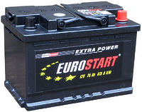 Eurostart Extra Power  6 CT-75 (75 А/ч)