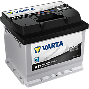 Varta Black Dynamic A17 541 400 036 (41 А/ч)