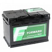 FORWARD GREEN 75 R (75А·ч)