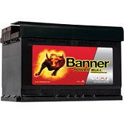 Banner Power Bull PROfessional P7742 (77 А·ч)