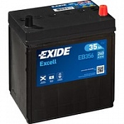 Exide Excell EB356 (35 А/ч)