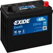 Exide Excell EB454 (45 А/ч)
