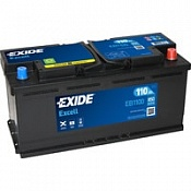 Exide Excell EB1100 (110 А/ч)