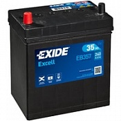 Exide Excell EB357 (35 А/ч)