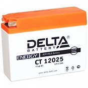 Delta CT 12025 YT4B-BS (2.5 А·ч)
