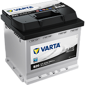 Varta Black Dynamic B20 545 413 040 (45 А/ч)