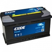 Exide Excell EB950 (95 А/ч)